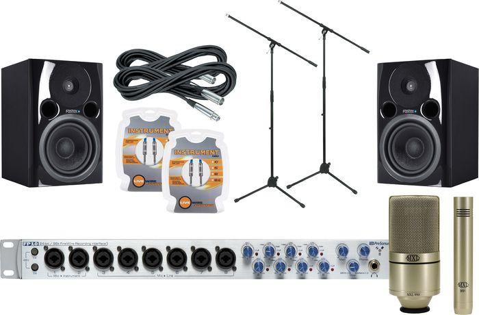 Presonus Fp10 Recording Package