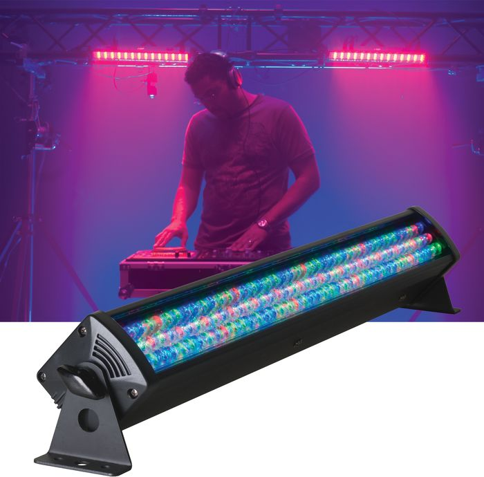 Review: American DJ Micro 3D & Mega Bar 50RGB