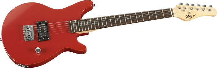 Rogue Rocketeer Rr50 7/8 Scale Electric Guitar Red