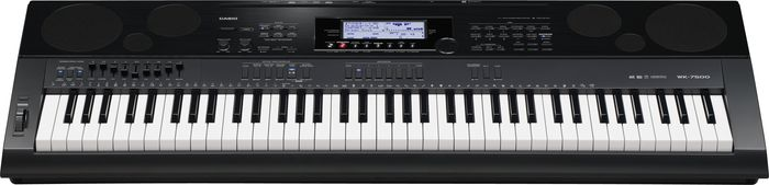 Casio WK-7500 Keyboard Workstation