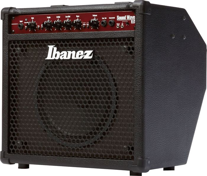 Ibanez Sw35 35 Watt Bass Amp