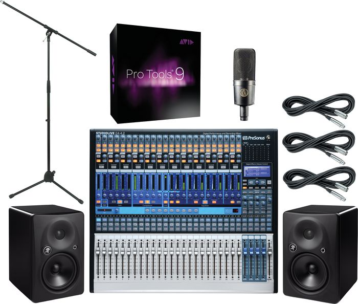 Prime Home Studio Equipment Bundle Gallery Largest Home Design Picture Inspirations Pitcheantrous