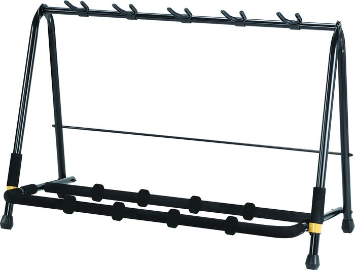 Hercules Stands Gs525b Five-Instrument Guitar Rack