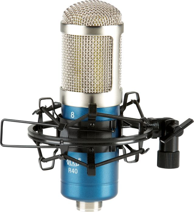 Hands-On Review: MXL R40 Ribbon Microphone
