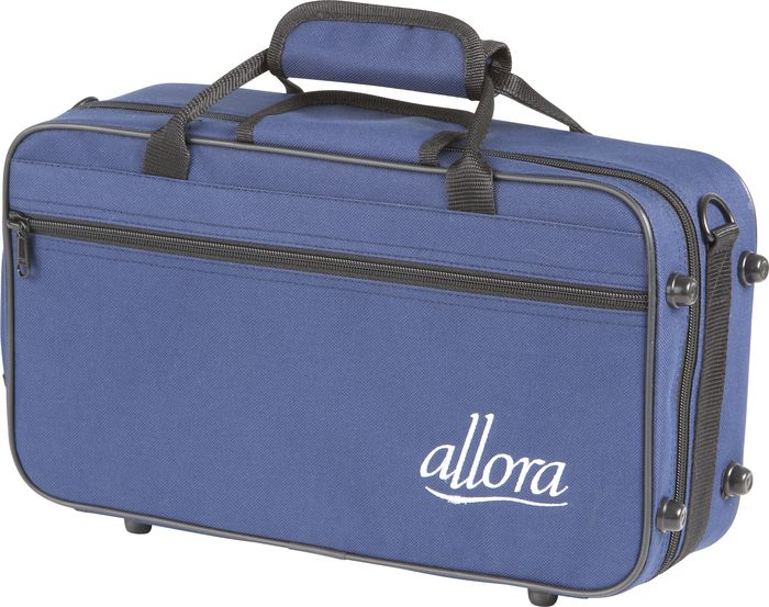 Allora Clarinet Case Blue - Without Exterior Pocket