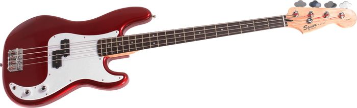 Fender Affinity Precision Bass Pack Metallic Red