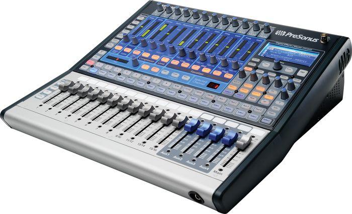 PreSonusStudioLive 16.0.2 Digital Mixing SystemLeft-Facing