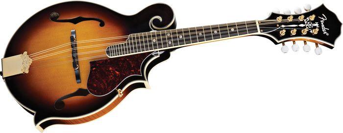 Fender Fm-63S Mandolin Sunburst