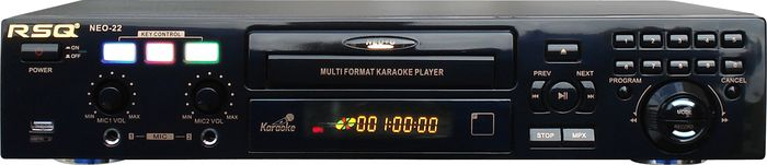 Rsq Neo-22 Recording Karaoke Player