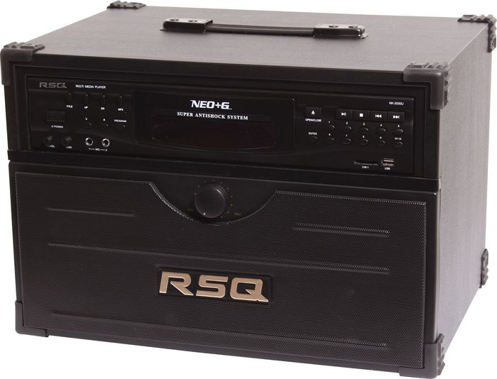 Rsq Echo Nk-2000U Karaoke Player