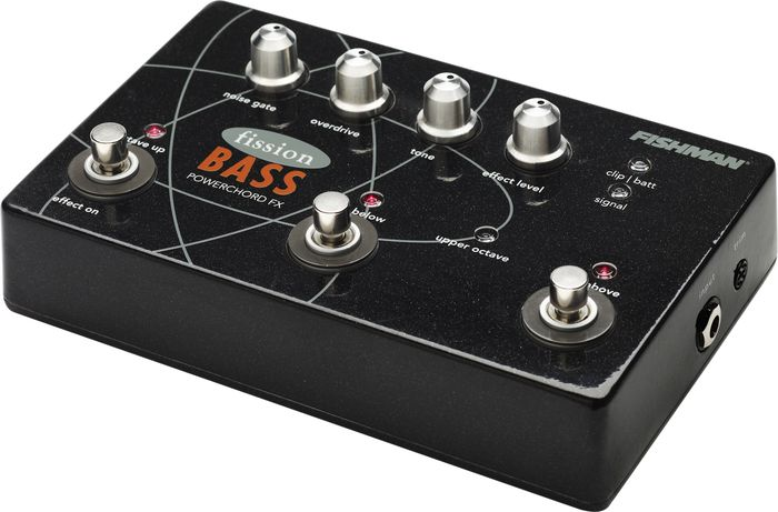 Hands-On Review: Fishman Fission Bass Effects Pedal