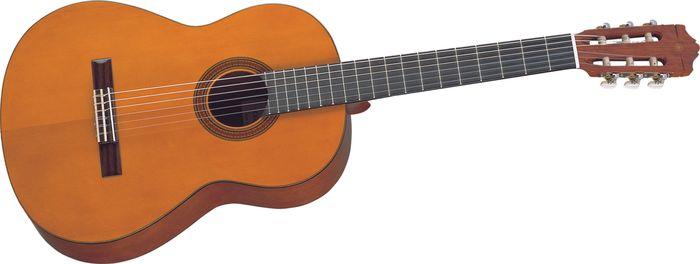 Yamaha Cgs Student Classical Guitar Natural Full-Size