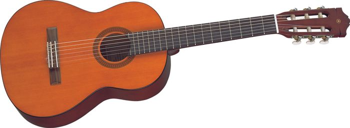Yamaha Cgs Student Classical Guitar Natural 1/2-Size