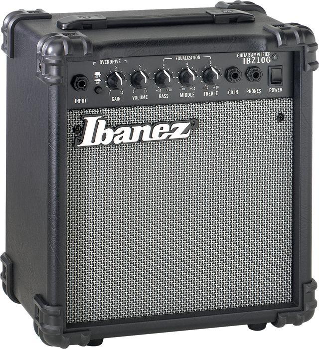 Ibanez Ibz-10 Tone Blaster Amp