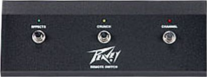 Peavey 6505+ 3-Button Footswitch