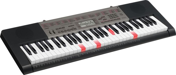 Casio Lk-165 61 Lighted-Key Educational Portable Keyboard