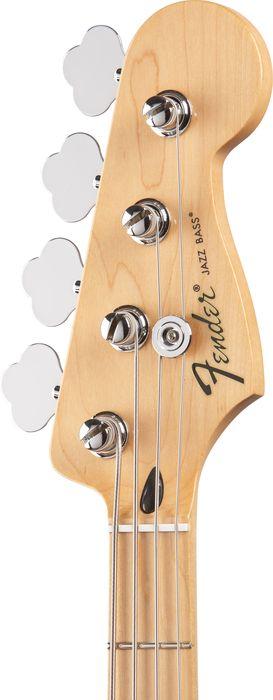 Fender Standard Jazz Bass Headstock