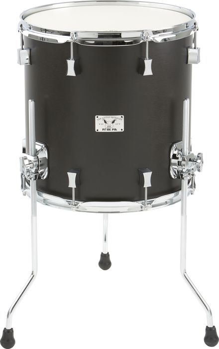 Pork Pie Little Squealer Birch / Mahogany Floor Tom