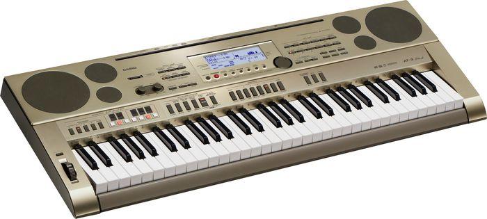 Casio At-3 Oriental/Middle Eastern Keyboard 61 Key Portable Keyboard