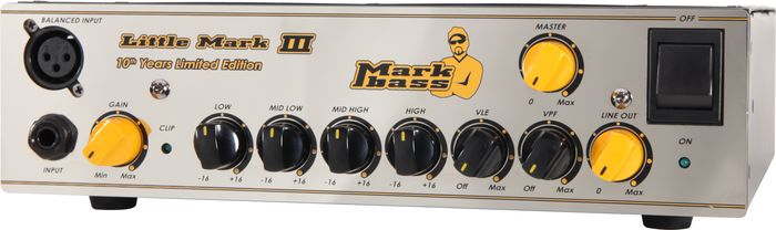 Markbass Little Mark III Special Edition Bass Head