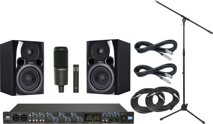 Focusrite Saffire Pro 40 Recording Package