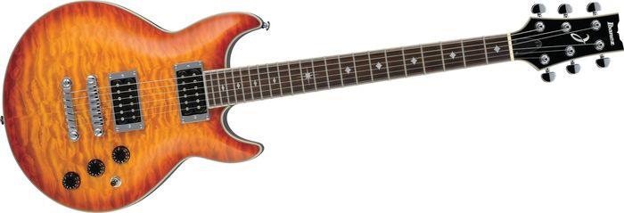 Ibanez Arx320 Artist Electric Guitar Amber Burst