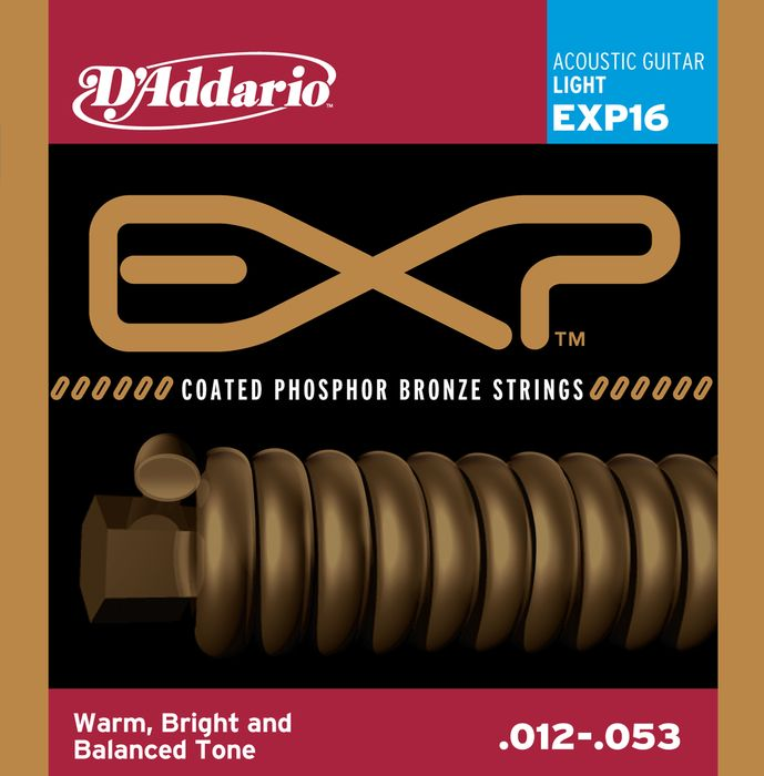 Hands-On Review: D'Addario EXP Strings