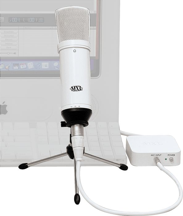 MXL D.R.K. - MAC Desktop Recording Kit
