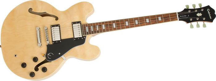Epiphone Limited Edition Es-335 Pro Electric Guitar Natural