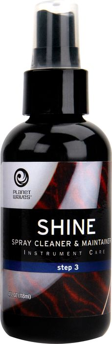 Planet Waves SHINE Spray Cleaner & Maintainer