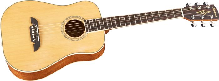 Alvarez Rt16 Regent Series 7/8 Travel Size Acoustic Guitar Natural Travel-Size
