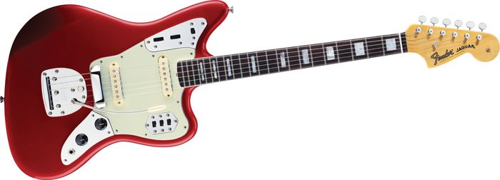 Fender 50th Anniversary Jaguar Electric Guitar