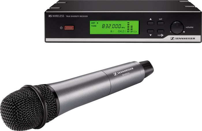Sennheiser XSW 35-A Wireless Handheld Vocal Set
