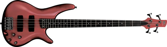 Ibanez Sr300 Bass Guitar Candy Apple