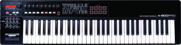 Roland A-800Pro 61-Key Midi Keyboard Controller
