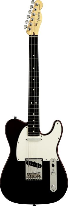 Fender American Standard Telecaster Electric Guitar With Rosewood Fingerboard Candy Cola Rosewood Fingerboard