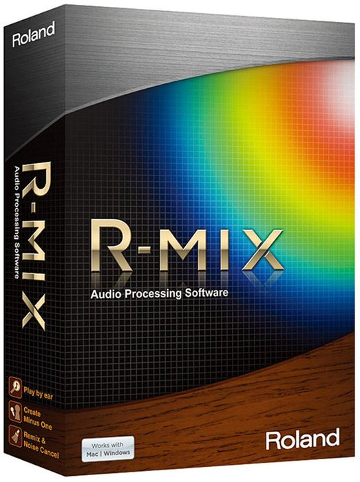 Review: Roland R-MIX Mix Manipulation Software