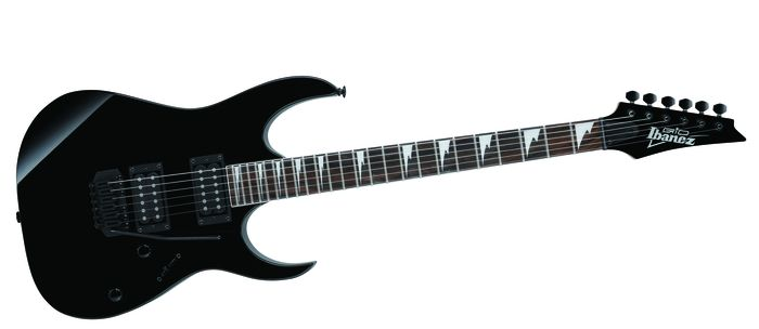 Ibanez Grg120bdx Electric Guitar Black Night