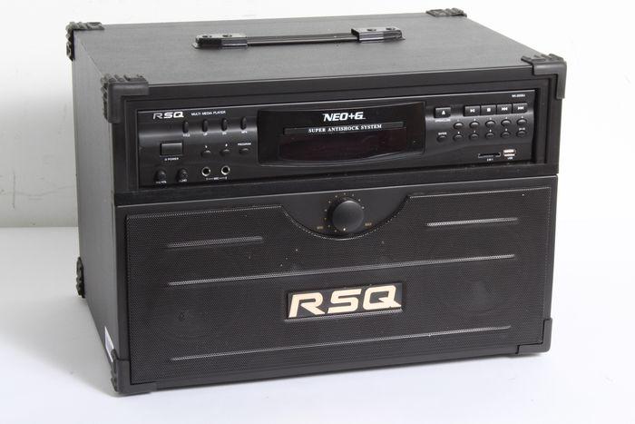 Used Rsq Echo Nk-2000U Karaoke Player  886830228018