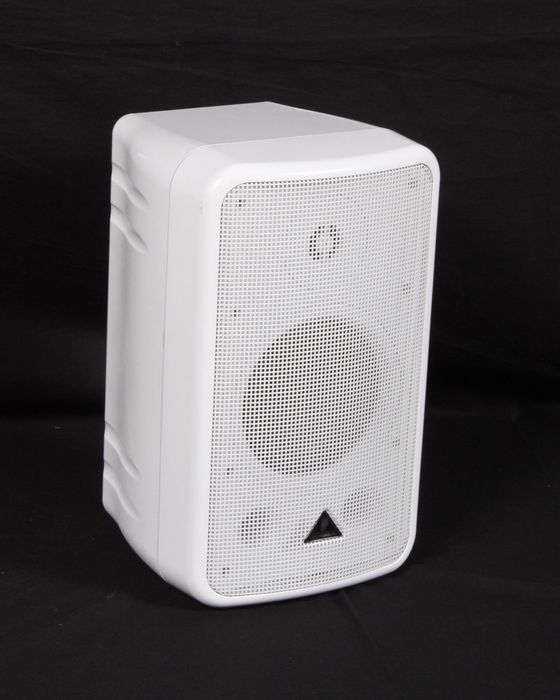 Used Behringer Ce500a Compact Powered Speaker White 886830348914
