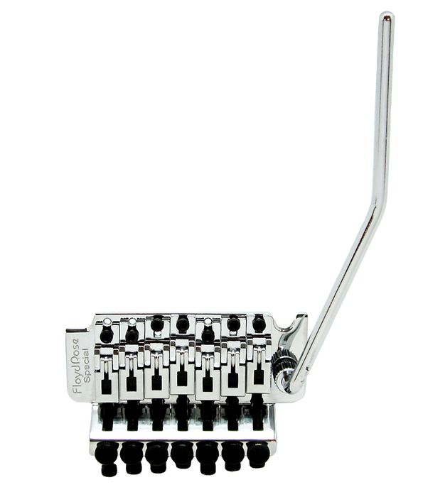 Floyd Rose Special Series 7-String Tremolo Bridge Chrome