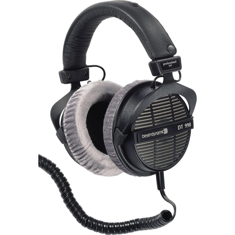 beyerdynamic dt 990 pro open studio headphones 250 ohms musician 39 s friend. Black Bedroom Furniture Sets. Home Design Ideas