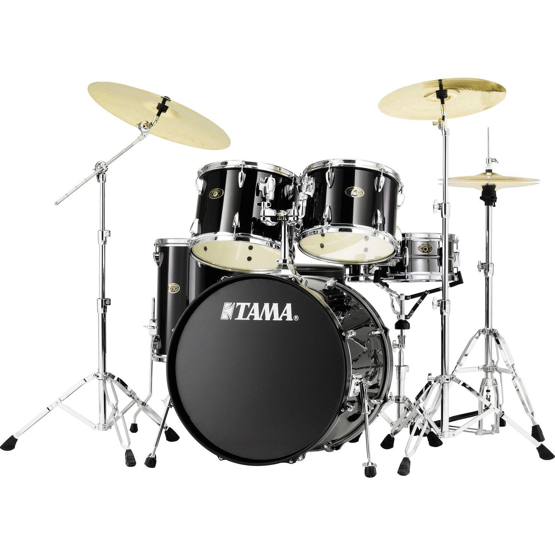black tama drum set - photo #8