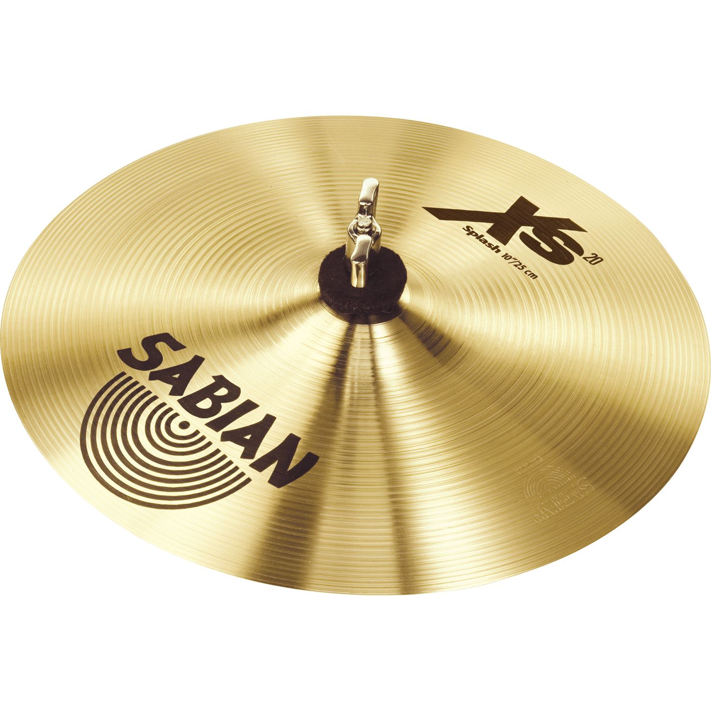 Splash cymbal