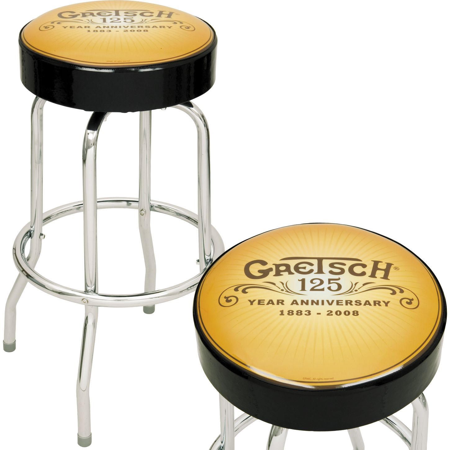 Gretsch 30 Inch Limited Edition Guitarist Stool 2 Pack  : DV020JpgJumbo459037 from www.musiciansfriend.com size 1450 x 1450 jpeg 139kB