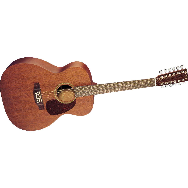 martin j1215 12 string acoustic guitar mahogany musician 39 s friend. Black Bedroom Furniture Sets. Home Design Ideas