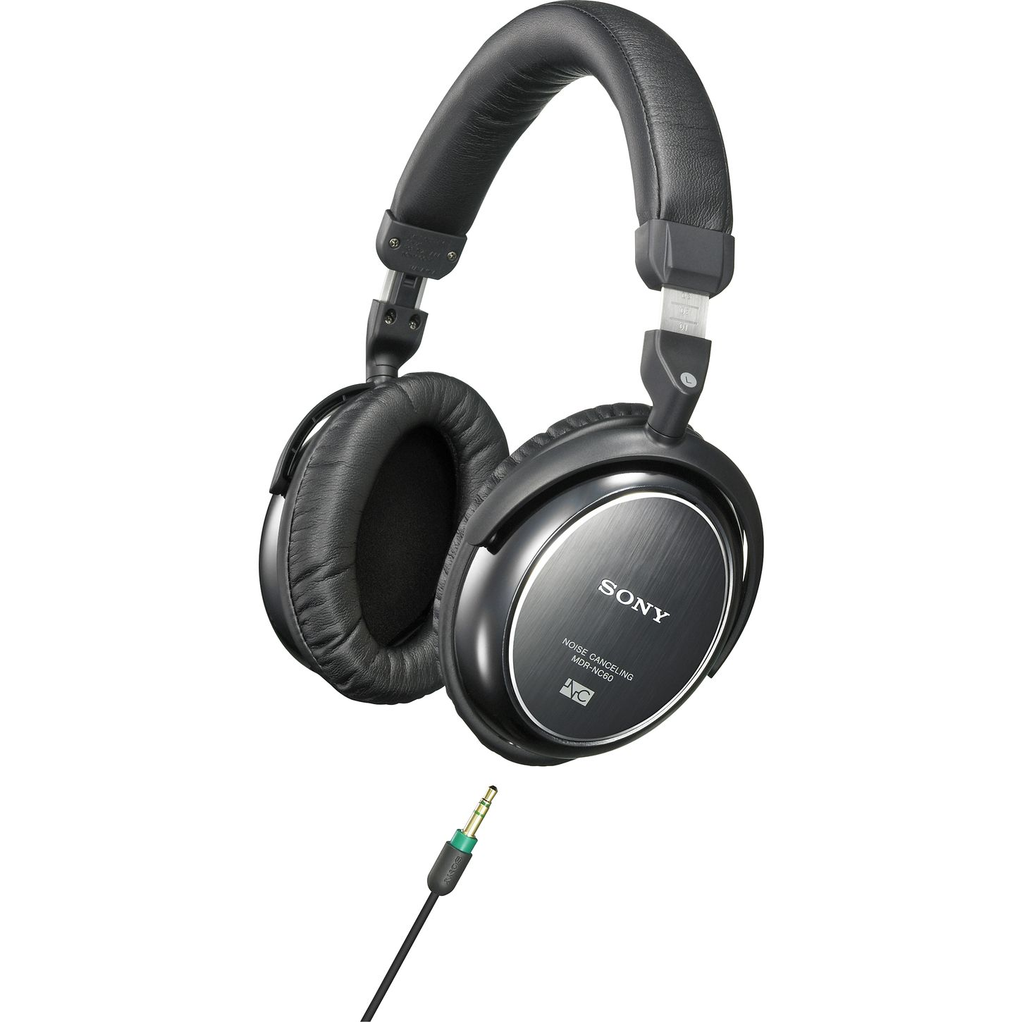 sony mdr nc60 affordable noise canceling headphones musician 39 s friend. Black Bedroom Furniture Sets. Home Design Ideas