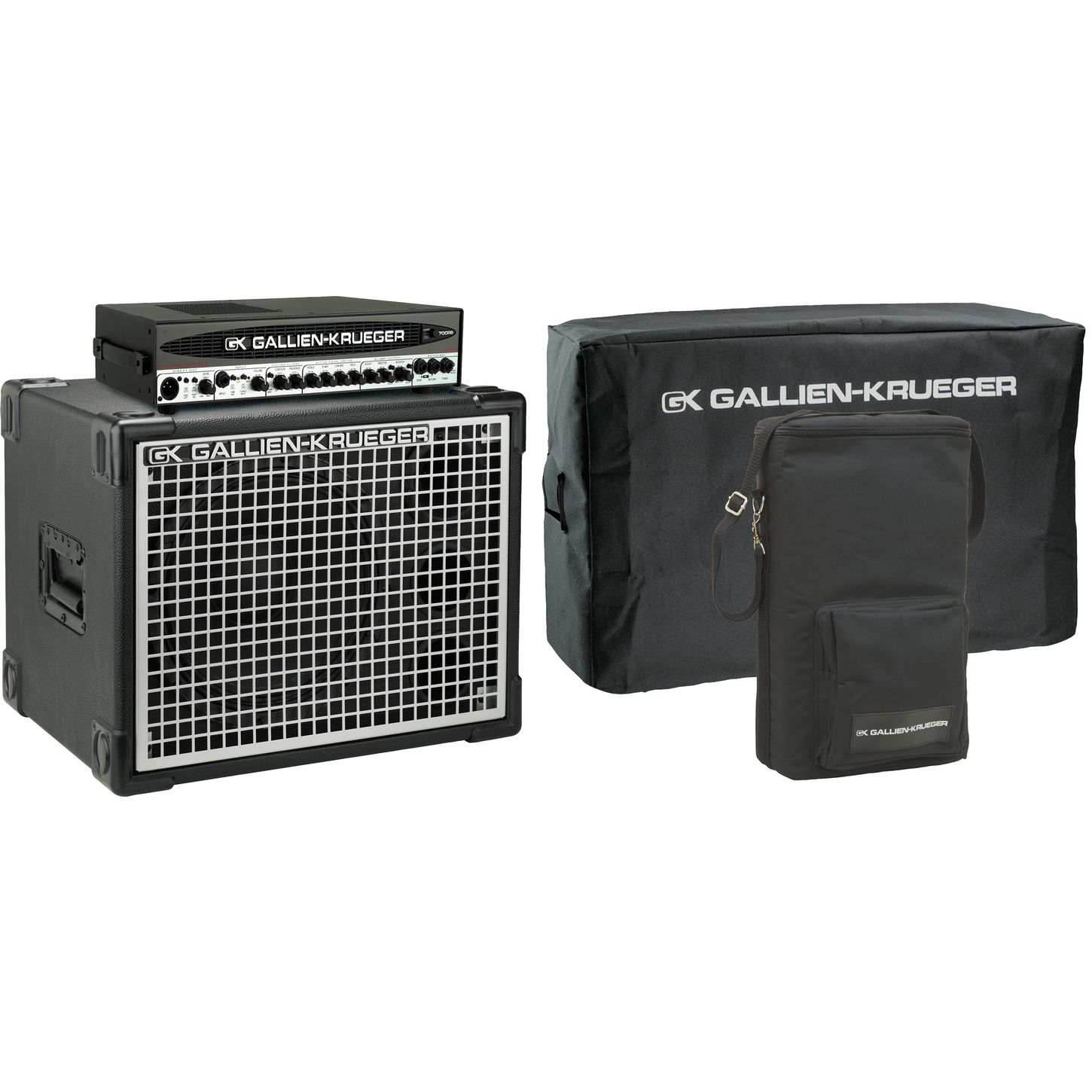 gallien krueger 700rb ii head neo 112 cabinet pack with covers musician 39 s friend. Black Bedroom Furniture Sets. Home Design Ideas