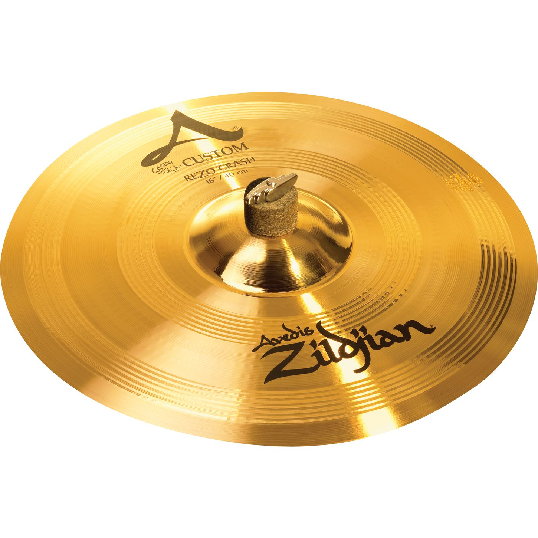 zildjian a custom rezo crash cymbal musician 39 s friend. Black Bedroom Furniture Sets. Home Design Ideas