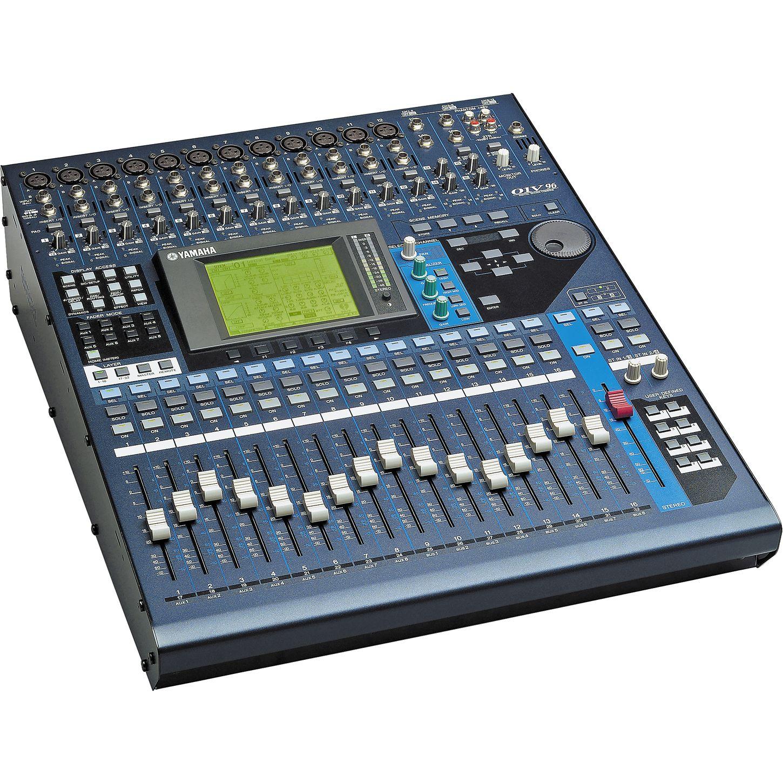 Presonus 32 Channel Digital Mixer Yamaha 01V96VCM Digital Mixing Console | Musician's Friend